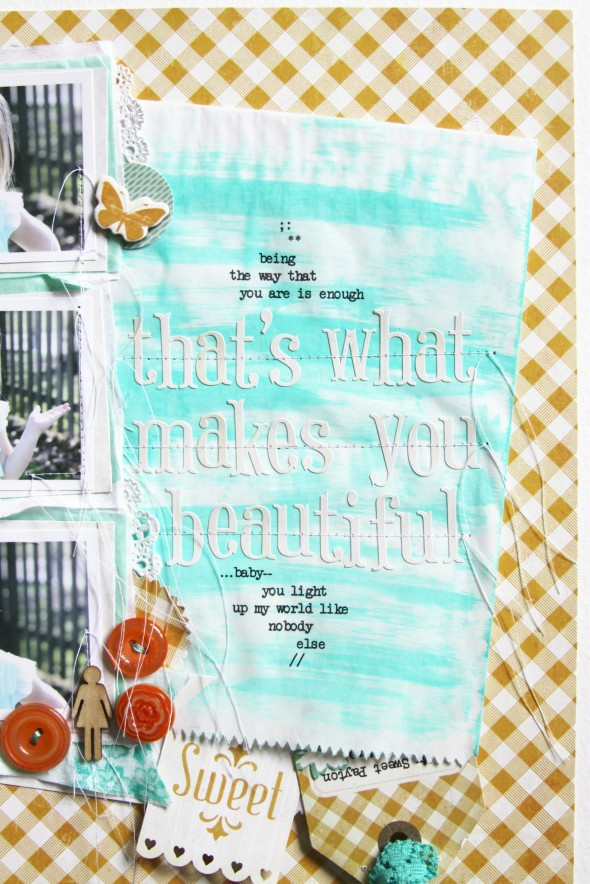 That's What Makes You Beautiful LO Close-Up