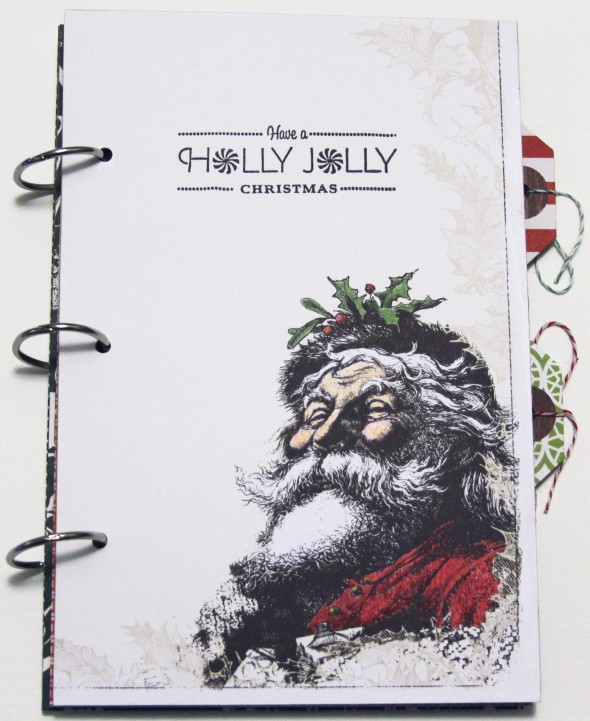 december daily 2012 cover first few pages amp day 1 pretty plz