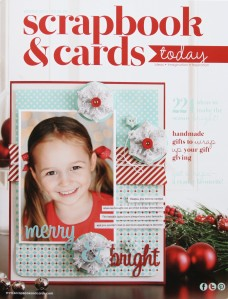 Scrapbook and Cards Today Magazine