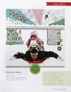Scrapbook and Cards Today Magazine - page 63