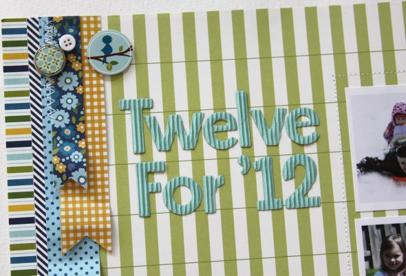Twelve For '12 LO Close-Up