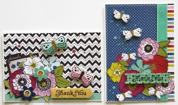 "Teacher ""Thank You"" Cards"