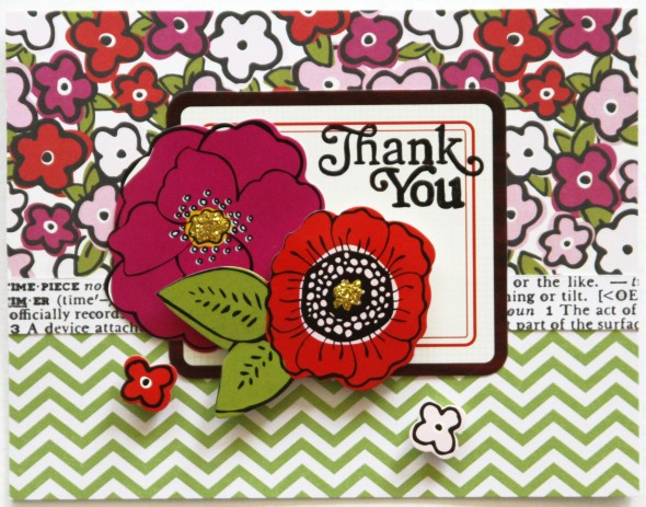 "Teacher ""Thank You"" Card"