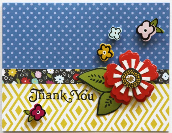 "Teacher ""Thank You"" Card"