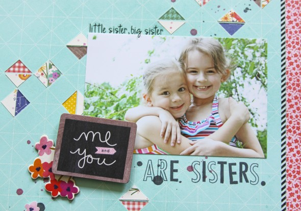 Me and You are Sisters LO