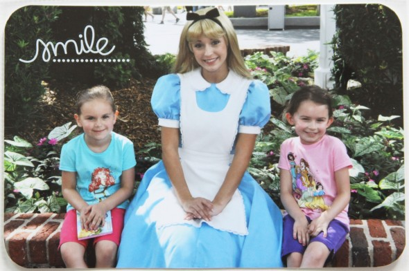 PL Disney Album - Meeting Alice
