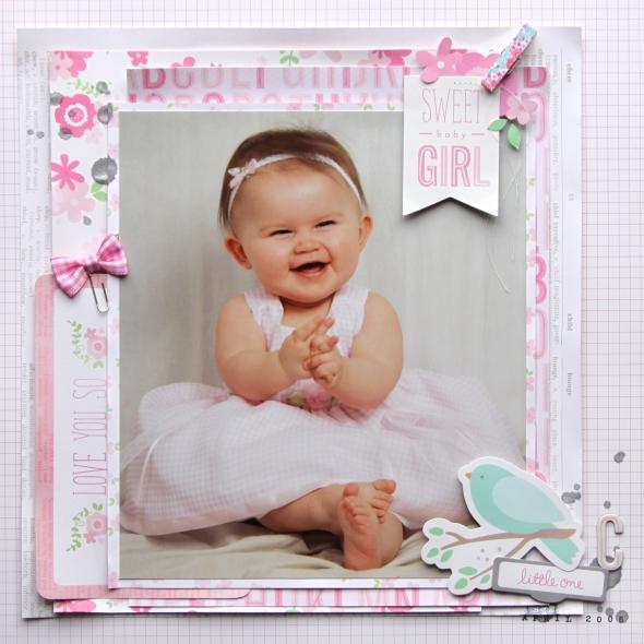 Sweet Baby Girl LO