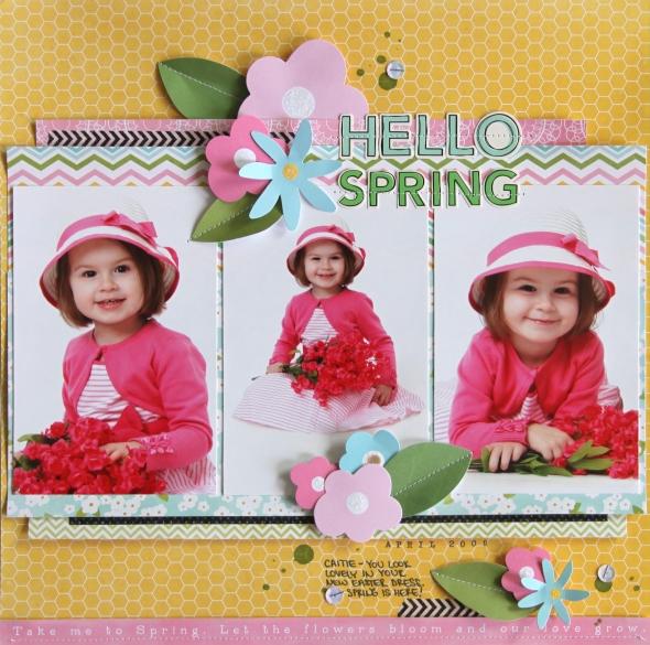 Hello Spring LO
