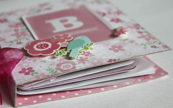 B is for Baby Mini Album
