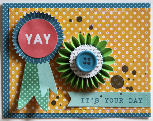 Yay, It's Your Day Card