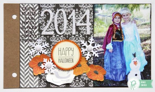 Halloween Costumes O'Fl!p Album - Anna & Elsa page