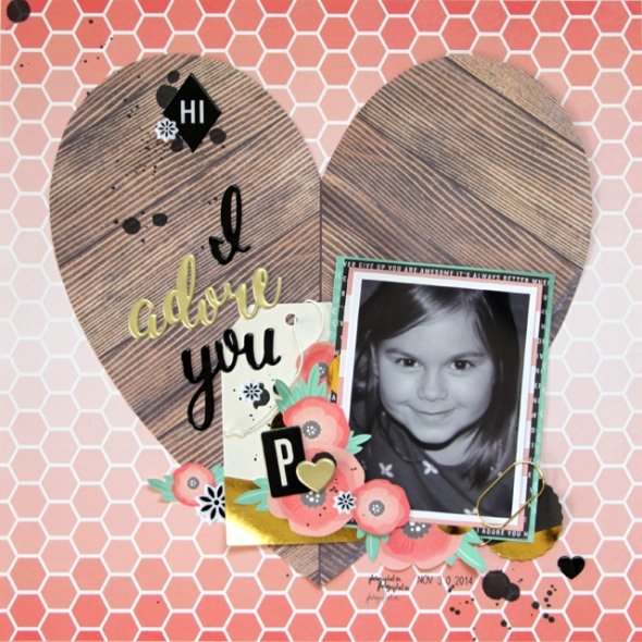 I Adore You Layout 1