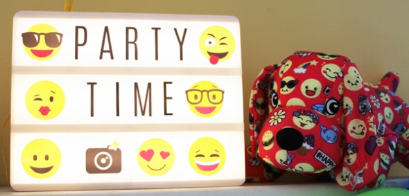emoji party 11